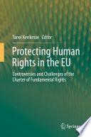 Protecting Human Rights in the EU Book
