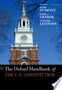 The Oxford Handbook of the U S  Constitution