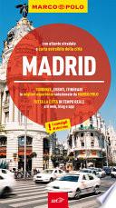 Guida Turistica Madrid. Con atlante stradale Immagine Copertina