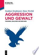 Aggression und Gewalt
