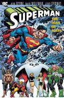 Superman: Man of Steel Vol. 3