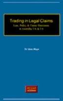 Trading in Legal Claims
