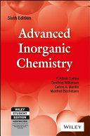 ADVANCED INORGANIC CHEMISTRY, 6TH ED