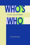 Who s Who in the Jewish Bible
