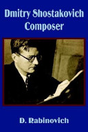 Dmitry Shostakovich Composer