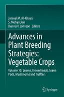 Advances in Plant Breeding Strategies  Vegetable Crops