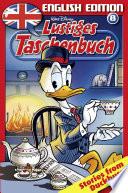 Lustiges Taschenbuch English Edition 08