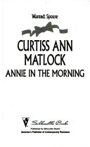 Annie in the Morning Book PDF