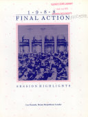 Final Action Book
