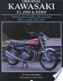 Original Kawasaki Z1, Z900 & KZ900