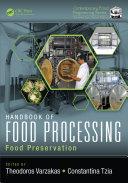 Pdf Handbook of Food Processing Telecharger