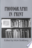 Photography In Print PDF