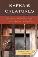 Kafka s Creatures Book PDF