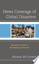 News Coverage of Global Disasters