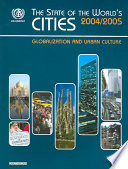 The State Of The World S Cities 2004 2005
