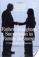 Father daughter Succession in Family Business Book PDF