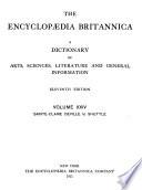 The Encyclopaedia Britannica Ref To Shu
