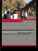Pdf Qualitative Research in Tourism Telecharger