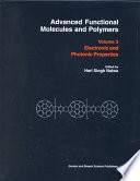 Advanced Functional Molecules and Polymers: Electronic and photonic properties