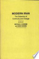 Modern Iran Dialectics