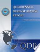 Quadrennial Defense Review Report  Feb  2010