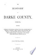 The History of Darke County, Ohio