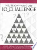 Write on Wipe Off IQ Challenge