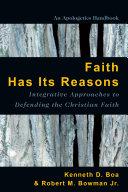 Faith Has Its Reasons