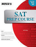 SAT Prep Course [Pdf/ePub] eBook