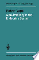 Auto immunity in the Endocrine System Book