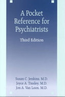 A Pocket Reference for Psychiatrists