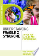 Understanding Fragile X Syndrome Book