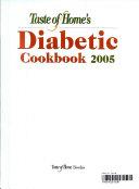 Taste of Home s Diabetic Cookbook 2005