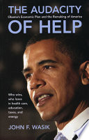 The Audacity of Help Book