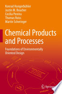 Chemical Products and Processes Book