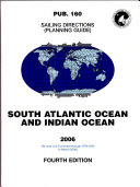 Prostar Sailing Directions 2005 South Atlantic Ocean and Indian Ocean Planning Guides