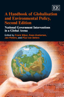 A Handbook of Globalisation and Environmental Policy, Second Edition