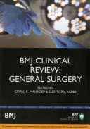 BMJ Clinical Review: General Surgery
