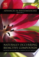 Naturally Occurring Bioactive Compounds Book