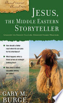 Jesus, the Middle Eastern Storyteller