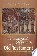 A Theological Approach To The Old Testament Book PDF