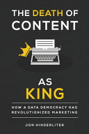 The Death of Content As King