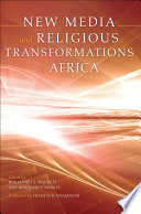 New Media And Religious Transformations In Africa
