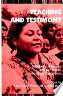 Teaching and Testimony