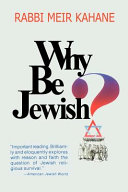 Why Be Jewish   Intermarriage  Assimilation  and Alienation Book PDF