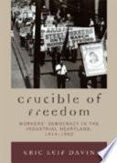 Crucible Of Freedom
