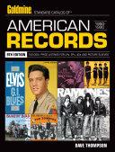Standard Catalog Of American Records 1950 1990
