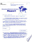 Educational Materials Laboratory Report