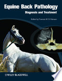 Equine Back Pathology