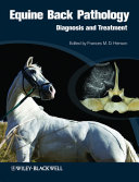 Equine Back Pathology